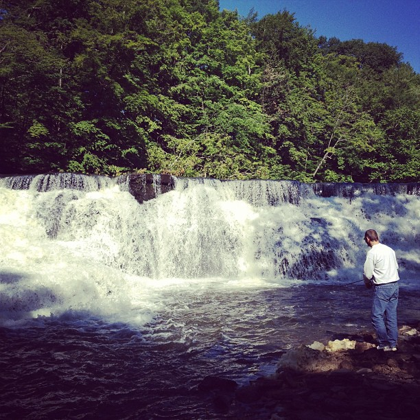 Fishing with my Father