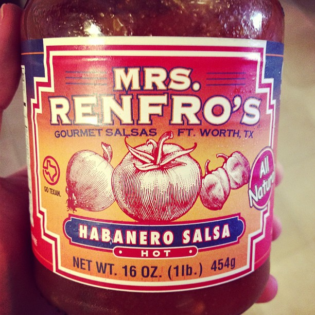 Mrs. Renfro's Habanero Salsa