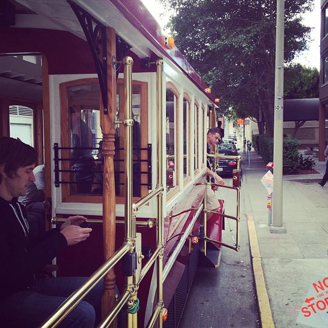SF Bus Tour!